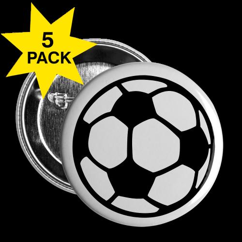 Fußball Anstecker für Fußballfans