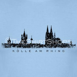 Kölle am Rhing Skyline T-Shirts